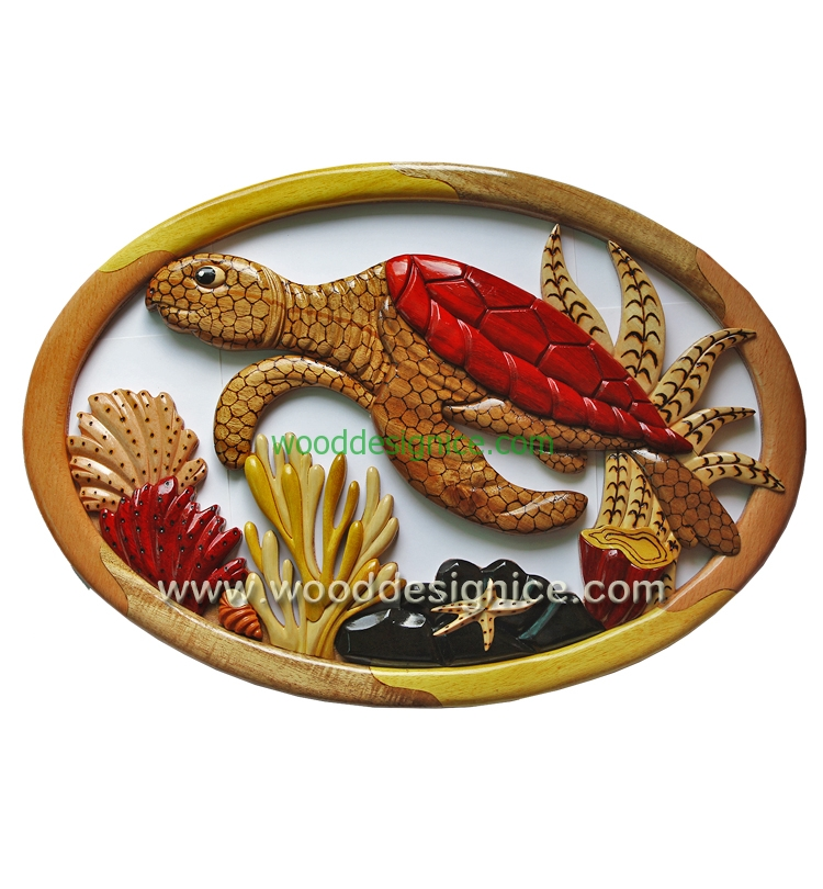 WOODEN WALL ART WAL028