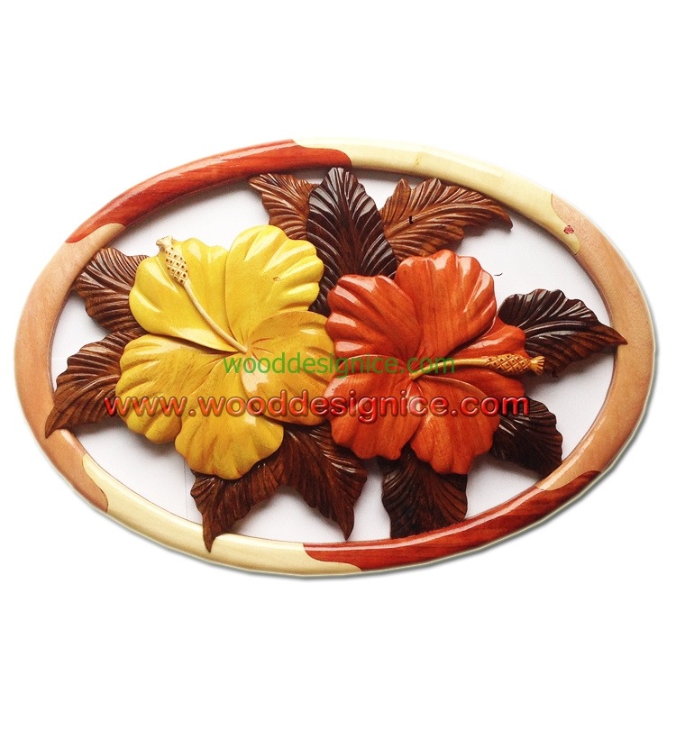 WOODEN WALL ART WAL032
