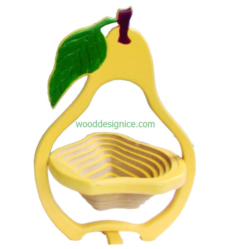 Wooden Basket BAS002