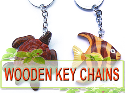 4-nut-key-chains